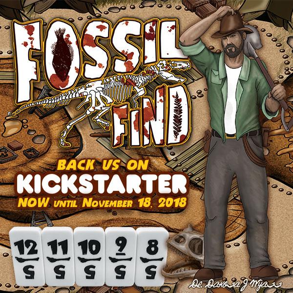 Kickstarter Campaign — Now until November 18, 2018